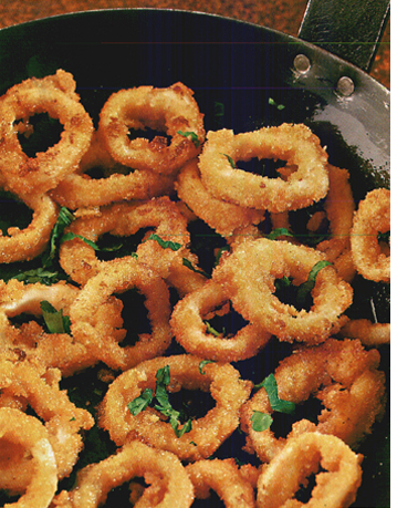 рецепты кальмаров с фото