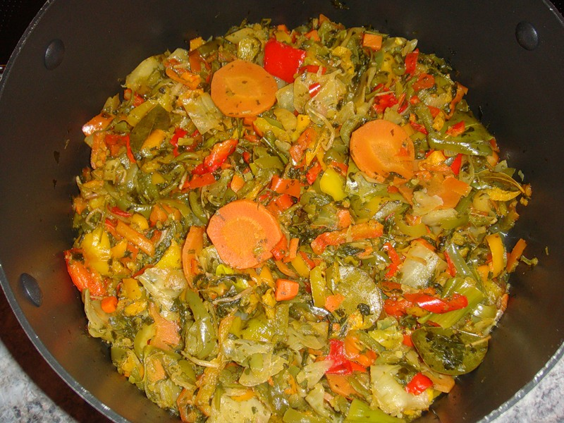 Рецепты тушение овощей