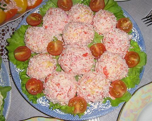кулинария рецепты с фото закуски